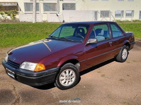 VENDIDO - CHEVROLET MONZA GL 2.0 E.F.I 1994  - ORIGINAL - 2º DONO DESDE 1998 - ATELIÊ DO CARRO