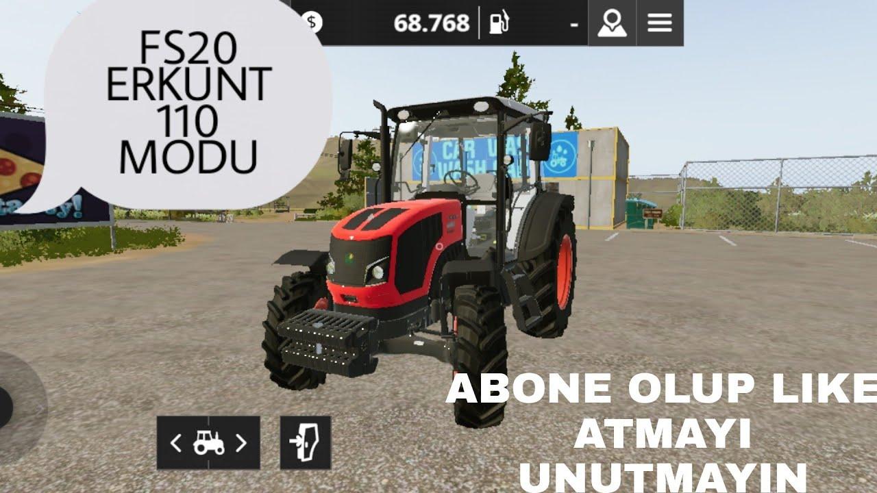 fs20 tüm traktör modlarına bin basan mf modu  kurulumu link açıklamada bu modu bulamazsınız