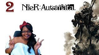 Nier Automata First Time Playthrough Part 2