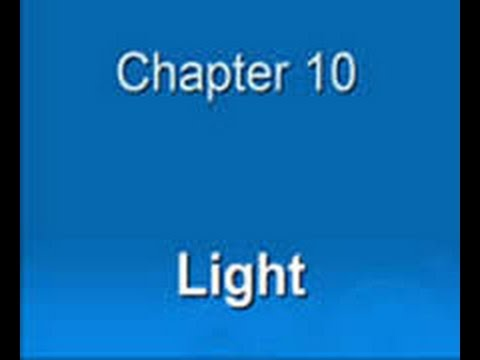 CBSE Class 10th - Physics - Light- Reflection and Refraction Part 1 (Hindi)