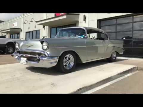 1957 Chevy Belair 2 Door Hard Top
