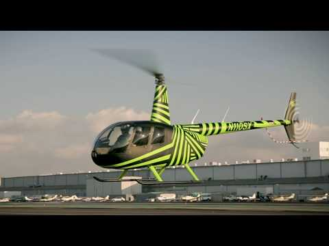 Introducing Skyryse's Luna: The World's Most Intelligent Helicopter