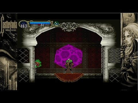 Up All Night to Get Lucky, Let's Stream SotN - 08