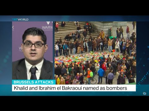 Interview with Oz Hassan from Warwick University on Brussels attacks