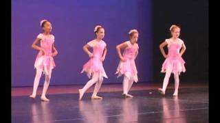 Wilson School of Dance Recital Performance - Ballet - Kingdom Dance