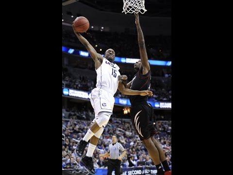 Kemba Walker dunk's over LeBron James!