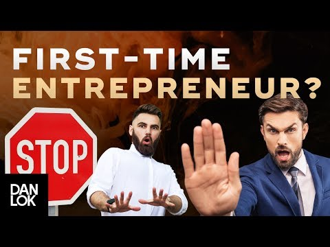 #1 Most Important Piece of Business Advice For First-Time Entrepreneurs   Ask Dan Lok