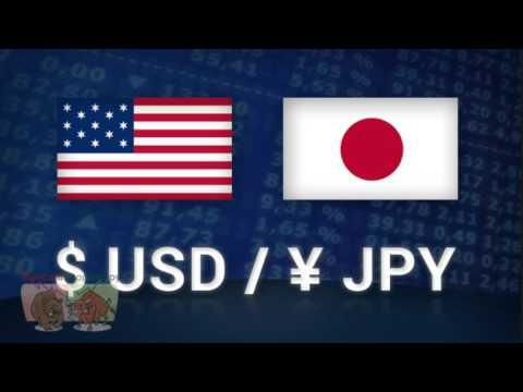 Валютная пара USD JPY. Особенности