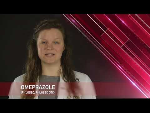 Omeprazole Medication Information (dosing, side effects, patient counseling)