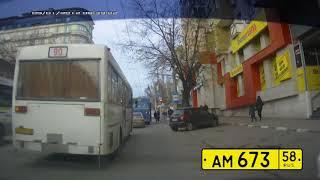 В рубрике «Автохам» собрана очередная подборка нарушений правил дорожного движения