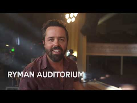 Old Dominion & Friends | Soundcheck at the Ryman