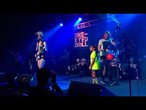 One Eyed Doll - Be My Friend 10/26/17 San Antonio