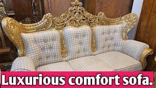 ❤❤চিটাগং সেগুন এর রাজকীয় comfort sofar দাম জানুন।All new comfort sofa price in bangladesh♥❤
