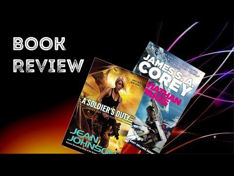 Book Reviews | Recently read Space Opera & Military SciFi | #booktubesff #unpopularopinion
