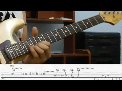 Pigs on the Wing Solo - Extended Version -  Lesson