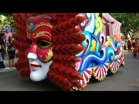 Essel World Magical Parade