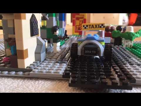 """Фильм LEGO """"Зомби апокалипсис» Часть 4 «The End!"""""""