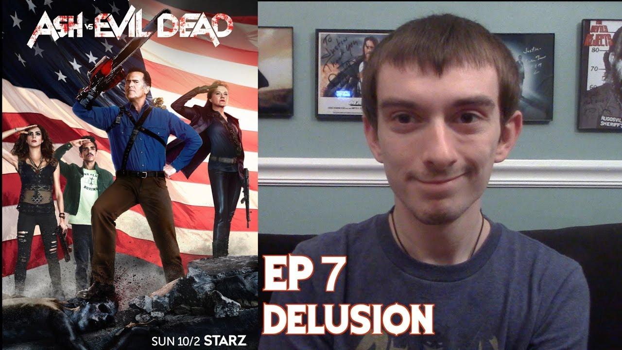 "Download Ash vs Evil Dead Season 2 Ep 7 ""Delusion"" Review"