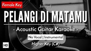 Download lagu [Karaoke] Pelangi Di Matamu - Jamrud [Gitar Akustik + Lirik]