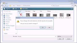Beginner PHP Tutorial - 89 - Uploading Files: Restricting File Size