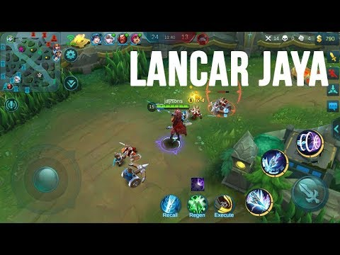 Setting Main Mobile Legend Di Nox Tidak Lag Low Pc Youtube