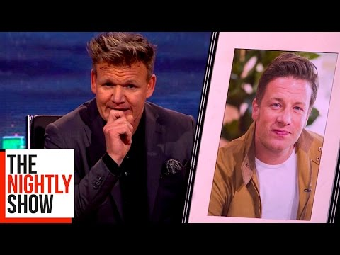 Gordon Ramsay's Emotional & Sincere Apology to Jamie Oliver