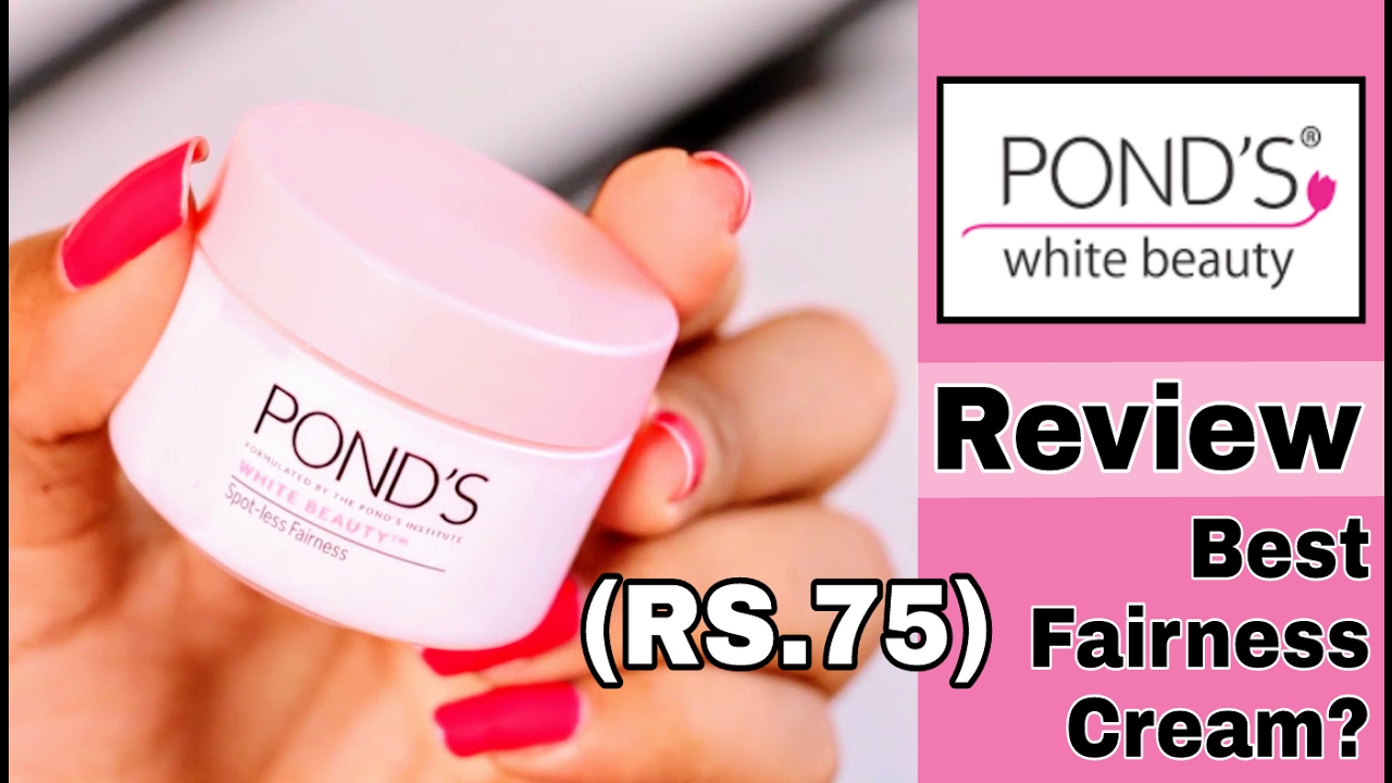 Ponds White Beauty Fairness Day Cream For Spotless Skin Review Flawless Daily Moist 50g Youtube