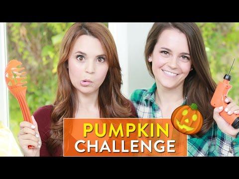 Download PUMPKIN CARVING CHALLENGE Pictures