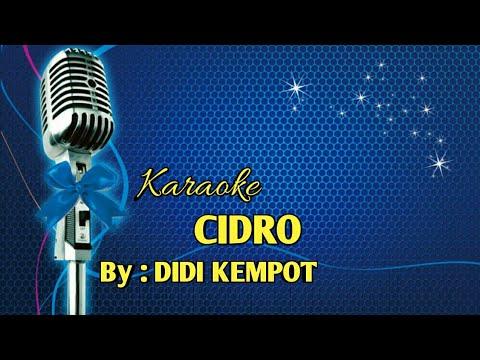 karaoke-cidro-(didi-kempot)