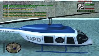 На вертолете в гараж СФПД.Прикол,ржака,смерть,кишки,секc,порно