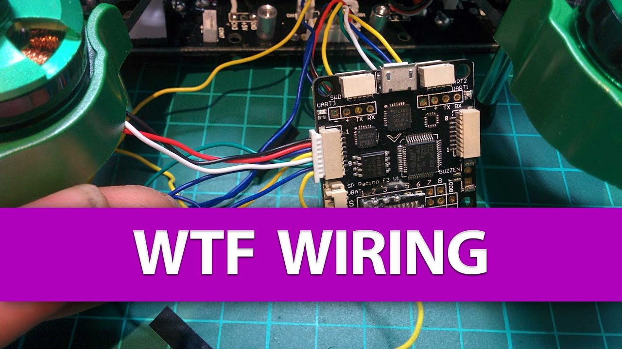 maxresdefault err help! wtf wiring on sp racing f3 board on 180mm quadcopter  at aneh.co