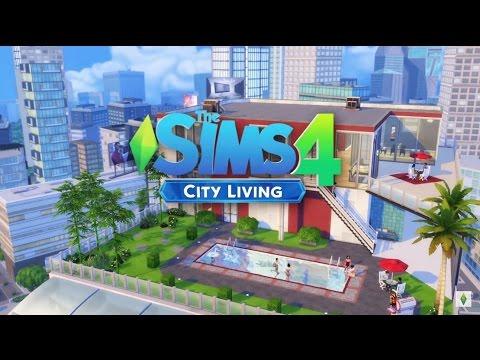 วิธีโหลดเกมส์ The Sims 4 city living ได้100%