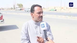 حادث مروع على الطريق الصحراوي يخطف أرواح 4 مواطنين (18/9/2019)