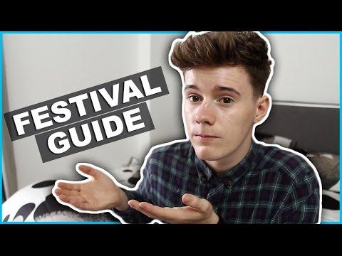 TOP 10 FESTIVAL TIPS  | Samkingftw