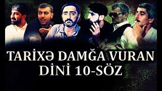 Meyxana Alemi - Tarixe Damga Vuran Dini 10-Soz