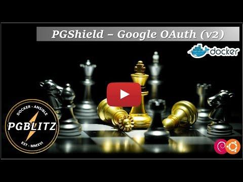 Google OAuth ( PGShield ) - PGBlitz com (v2)
