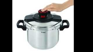 T-fal P45007 Price Info|T-fal P45007 Clipso Stainless Steel Pressure Cooker 6.3 Quart Review