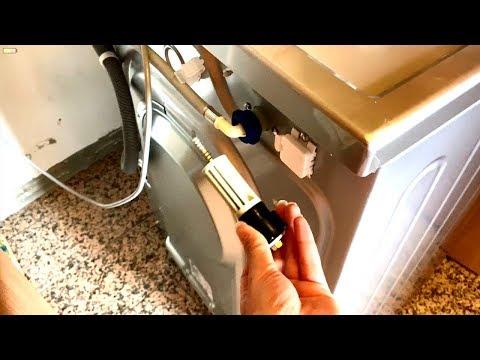 Почему стиральная машинка прыгает при отжиме
