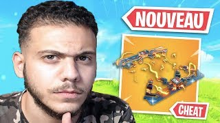 🔴 'NEW' ELECTRIC TRAP COMPLETECHEATER ON FORTNITE 'PART PERSO'! [🔴LIVE FORTNITE 🇫🇷]