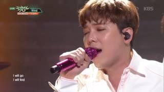 뮤직뱅크 Music Bank - Wind - FT아일랜드 (Wind - FTISLAND).20170623