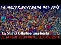 Terrible Hinchada: Cerro Porteño Alienta Todo El Partido Vs San Lorenzo