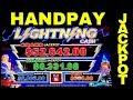HANDPAY JACKPOT!! $25 High Limit Lighting Link HIGH STAKES ★JACKPOT★ | High Limit MIGHTY CASH Bonus