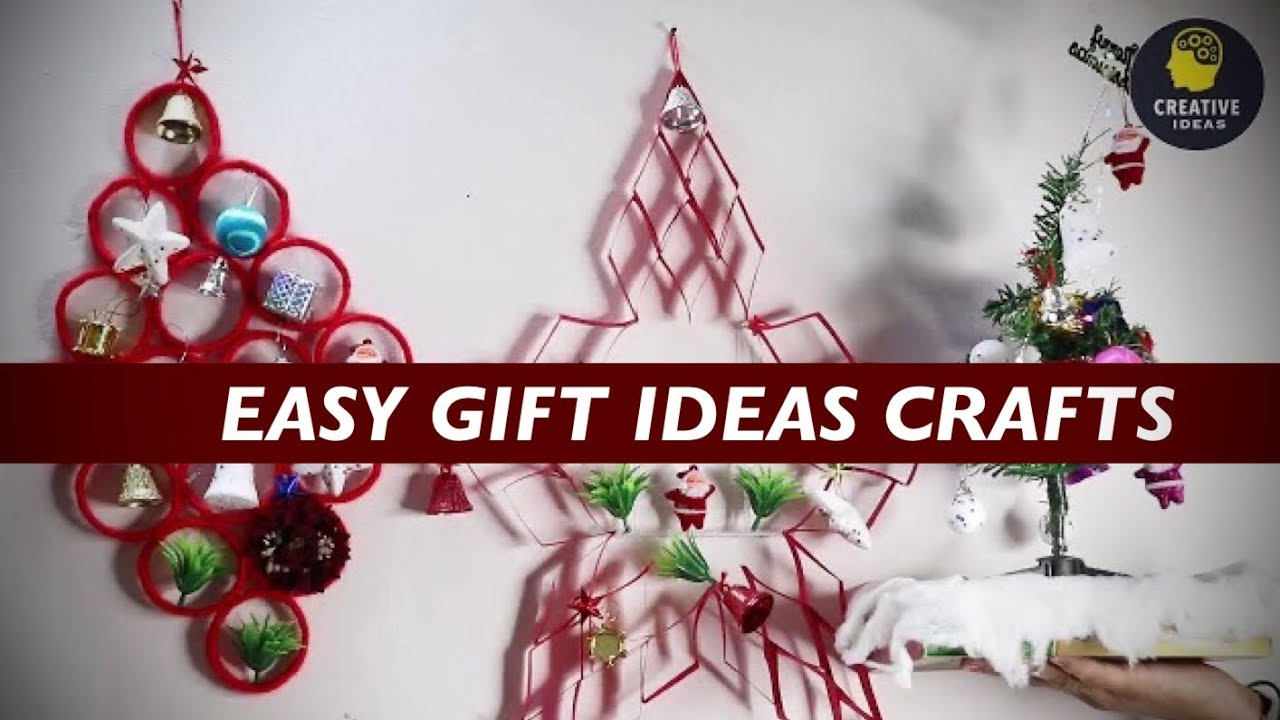 Best Christmas Crafts For 2021 Best Easy Gift Ideas Handamde Crafts 2021 Home Decoration Ideas Low Budget Diy Sandhya Youtube