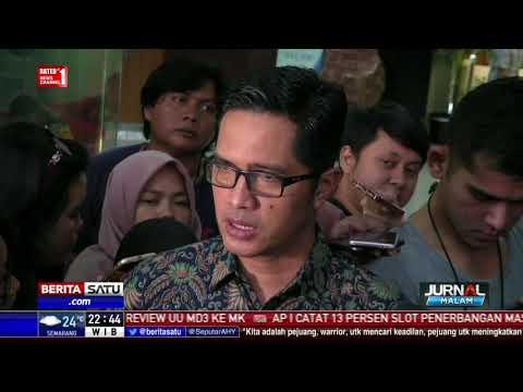 Pimpinan KPK Dijadwalkan Jemput Novel Baswedan di Bandara