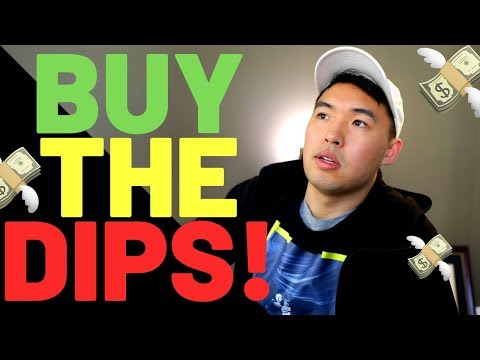 Best Time TO Buy The Dip! (Dividend Investing on Robinhood App 2019)