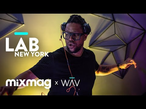 FELIX DA HOUSECAT & CLARIAN in The Lab NYC