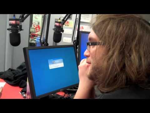 Kerrang! Radio: The Stroke Association test Alex Baker & Danielle Perry's Blood Pressure