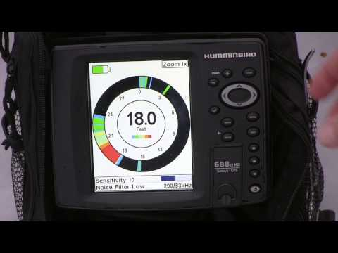 humminbird ice 688ci hd combo review » sonar wars, Fish Finder