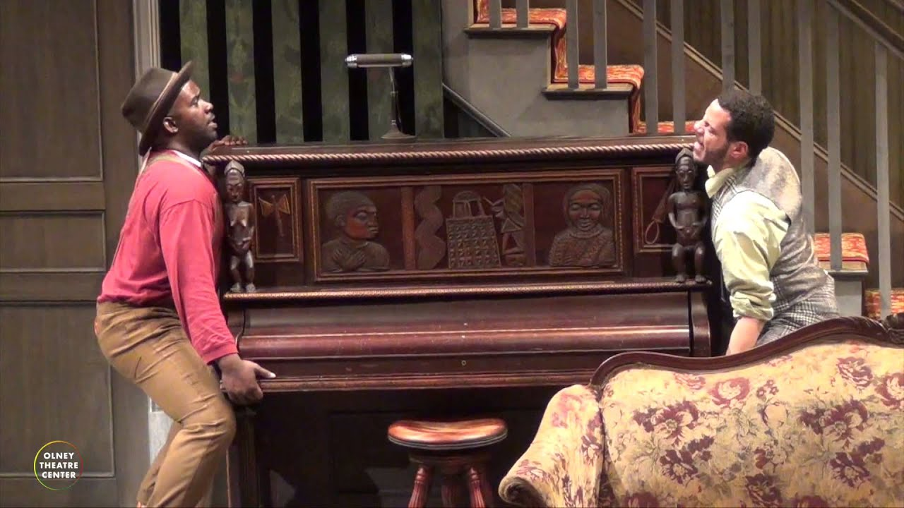 Olney Theatre Center presents THE PIANO LESSON - YouTube