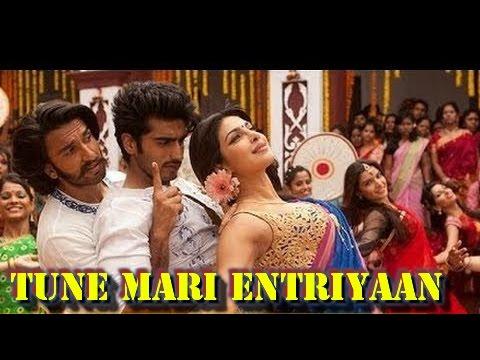 Tune Mari Entriyaan Song Lyrics Hd Youtube